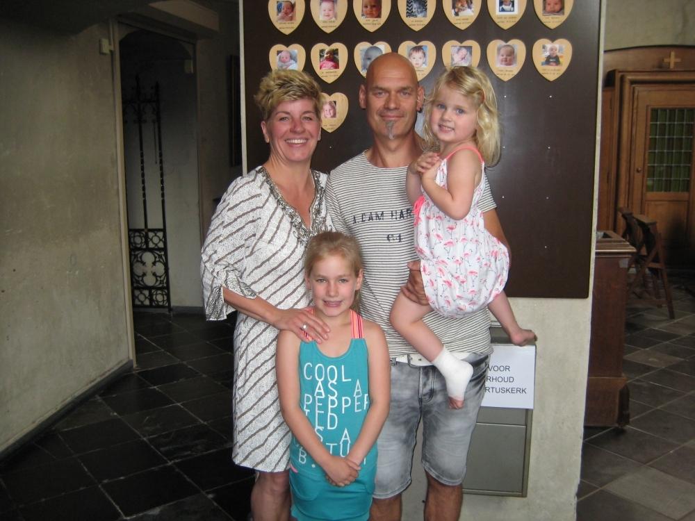 Joos, dochter van Gerard Janssen en Heleen Lucassen, 18-06-2017