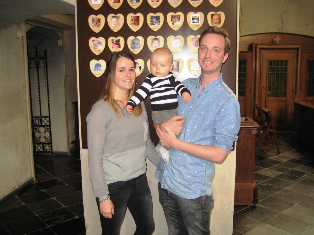 Sep, zoon van Ruud Vrenken en Marli Sijben, 2-7-2017