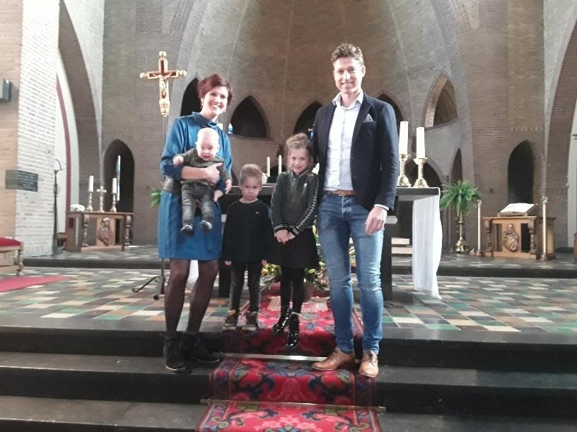 Rai, zoon van Roel Strijbos en Maud Verschuuren, 17-2019